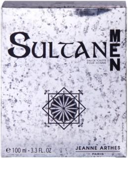 Jeanne Arthes Sultane Men Eau de Toilette voor Mannen 100 ml