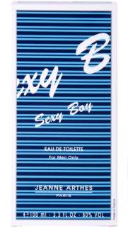 Jeanne Arthes Sexy Boy toaletná voda pre mužov 100 ml