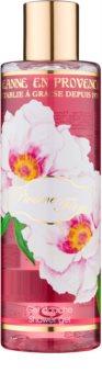 Jeanne en Provence Pivoine Féerie gel de duche peónia