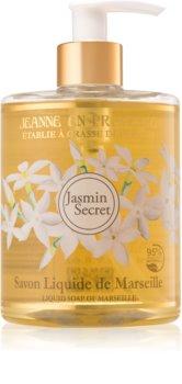 Jeanne en Provence Jasmin Secret tekuté mydlo na ruky