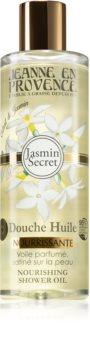 Jeanne en Provence Jasmin Secret olio doccia