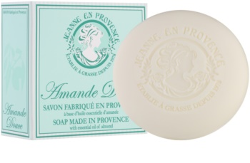 Jeanne en Provence Almond Luxury French Soap
