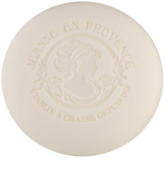 Jeanne en Provence Almond sabonete francês luxuoso