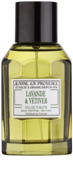Jeanne en Provence Lavander & Vétiver woda toaletowa dla mężczyzn 100 ml