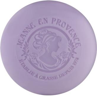Jeanne en Provence Lavender jabón natural francés