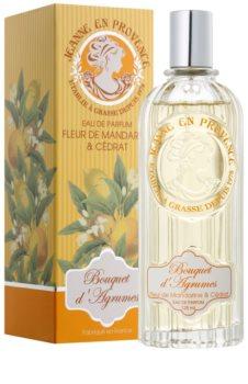 Jeanne en Provence Bouquet d´Agrumes Eau de Parfum voor Vrouwen  125 ml