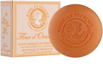 Jeanne en Provence Orange Blossom luxusní francouzské mýdlo