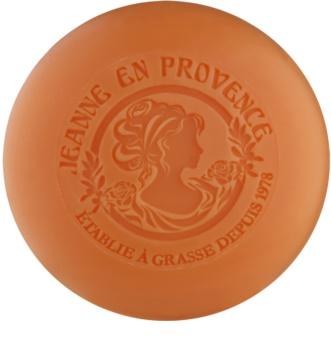Jeanne en Provence Orange Blossom luxuriöse französische Seife