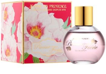 Jeanne en Provence Pivoine Féerie eau de parfum pour femme 50 ml