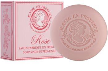 Jeanne en Provence Rose sabonete francês luxuoso
