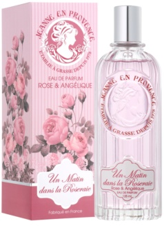 Jeanne en Provence Un Matin Dans La Roseraie Parfumovaná voda pre ženy 125 ml