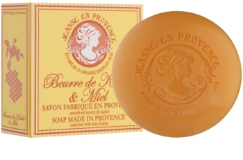 Jeanne en Provence Shea Butter & Honey Luxury French Soap