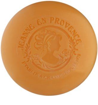 Jeanne en Provence Shea Butter & Honey Luxury French Soap