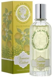 Jeanne en Provence Verveine Cédrat eau de parfum nőknek 60 ml
