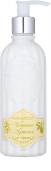Jeanne en Provence Verbena Citrus crema corporal hidratante