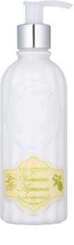 Jeanne en Provence Verbena Citrus Moisturizing Body Cream