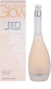 Jennifer Lopez Eau de Glow Eau de Toilette Damen 100 ml
