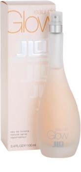 Jennifer Lopez Eau de Glow eau de toilette pentru femei 100 ml