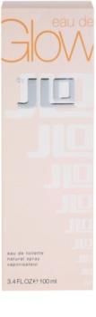 Jennifer Lopez Eau de Glow eau de toilette nőknek 100 ml