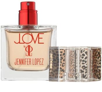 Jennifer Lopez JLove eau de parfum nőknek 50 ml