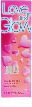 Jennifer Lopez Love at First Glow toaletná voda pre ženy 30 ml