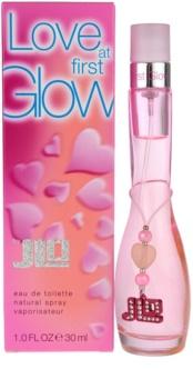 Jennifer Lopez Love at First Glow toaletní voda pro ženy 30 ml