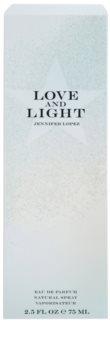Jennifer Lopez Love and Light parfémovaná voda pro ženy 75 ml