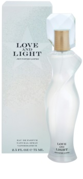 Jennifer Lopez Love and Light eau de parfum nőknek 75 ml