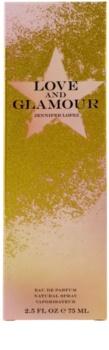 Jennifer Lopez Love & Glamour eau de parfum per donna 75 ml
