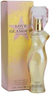 Jennifer Lopez Love & Glamour Eau de Parfum Für Damen 30 ml