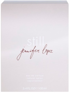 Jennifer Lopez Still Eau de Parfum for Women 100 ml
