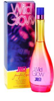 Jennifer Lopez Wild Glow toaletní voda pro ženy 100 ml