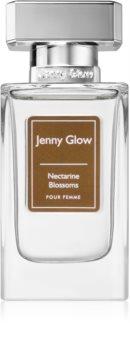 jenny glow nectarine blossoms