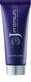 Jericho Premium masque de boue purifiant pour tous types de peau