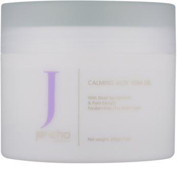 Jericho Body Care gel facial com aloe vera