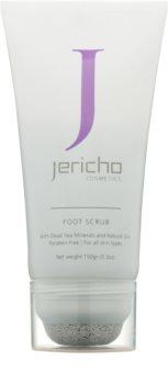 Jericho Men Collection esfoliante para pés e calcanhares com pedra-pomes natural