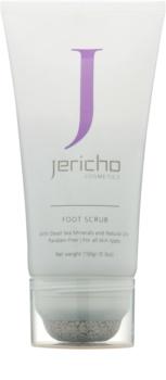 Jericho Men Collection пілінг для ніг та п'ят з натуральною пемзою
