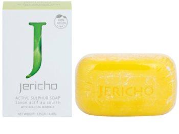 Jericho Body Care mydło siarkowe