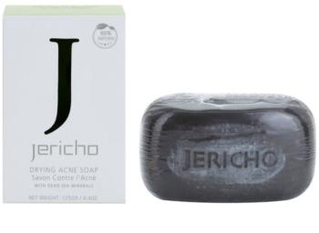 Jericho Body Care savon anti-acné