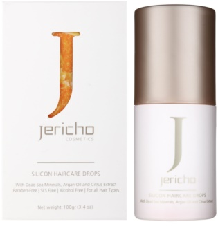 Jericho Hair Care ulei hranitor pentru varfurile firului de par