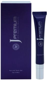 Jericho Premium gel para contorno de ojos y cuello