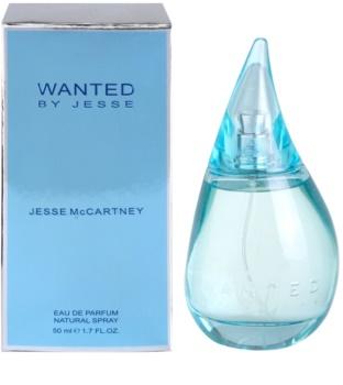 Jesse McCartney Wanted By Jesse Eau de Parfum for Women 50 ml