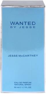 Jesse McCartney Wanted By Jesse eau de parfum nőknek 50 ml