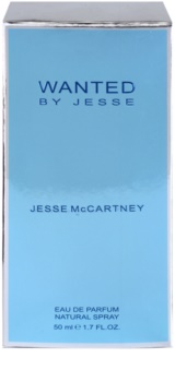 Jesse McCartney Wanted By Jesse Eau de Parfum para mulheres 50 ml