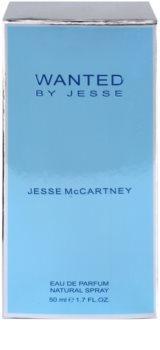 Jesse McCartney Wanted By Jesse parfémovaná voda pro ženy 50 ml