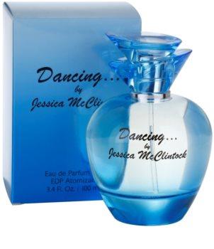 Jessica McClintock Dancing Eau de Parfum für Damen 100 ml