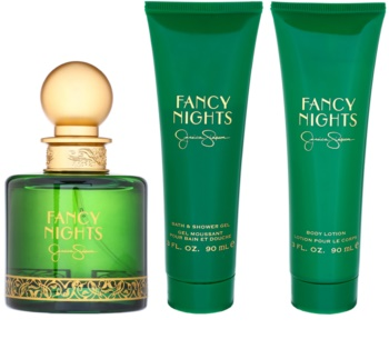 Jessica Simpson Fancy Nights Geschenkset I.