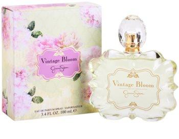 Jessica Simpson Vintage Bloom Eau de Parfum Damen 100 ml