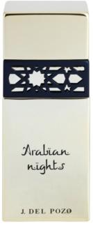 Jesus Del Pozo Arabian Nights Private Collection Man Eau de Parfum for Men 100 ml