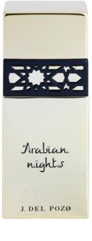 Jesus Del Pozo Arabian Nights Private Collection Man parfémovaná voda pro muže 100 ml